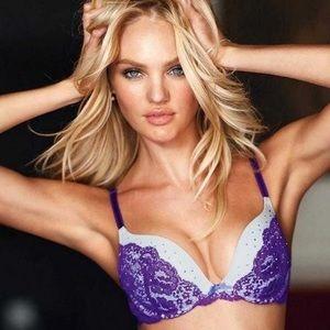 🧡NWT Victoria's Secret Dream Angels Push Up Bra